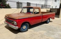 1964 Ford F100 2WD Regular Cab for sale 101282142