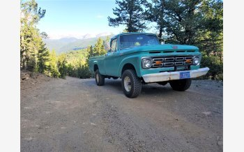 1964 Ford F100 for sale 101355247
