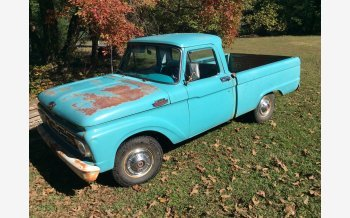 1964 Ford F100 2WD Regular Cab for sale 101385109