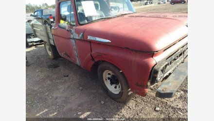 1964 Ford F100 for sale 101410731