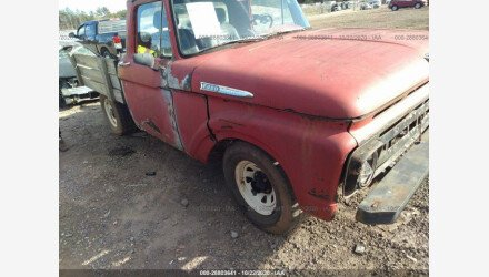 1964 Ford F100 for sale 101414225