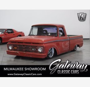 1964 Ford F100 for sale 101418084