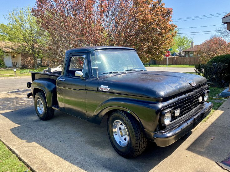 1964 Ford F100 2WD Regular Cab for sale 101556698