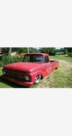 1964 Ford F100 2WD Regular Cab for sale 101178714