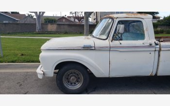 1964 Ford F250 2WD Regular Cab for sale 101180059