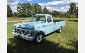 1964 Ford F250 2WD Regular Cab for sale 101245017