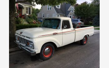 1964 Ford F250 Camper Special for sale 101555618