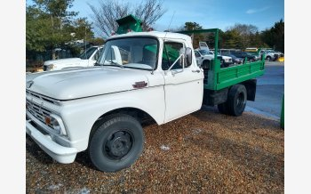 1964 Ford F350 2WD Regular Cab for sale 101254257