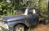 1964 Ford F350 2WD Regular Cab for sale 101402309