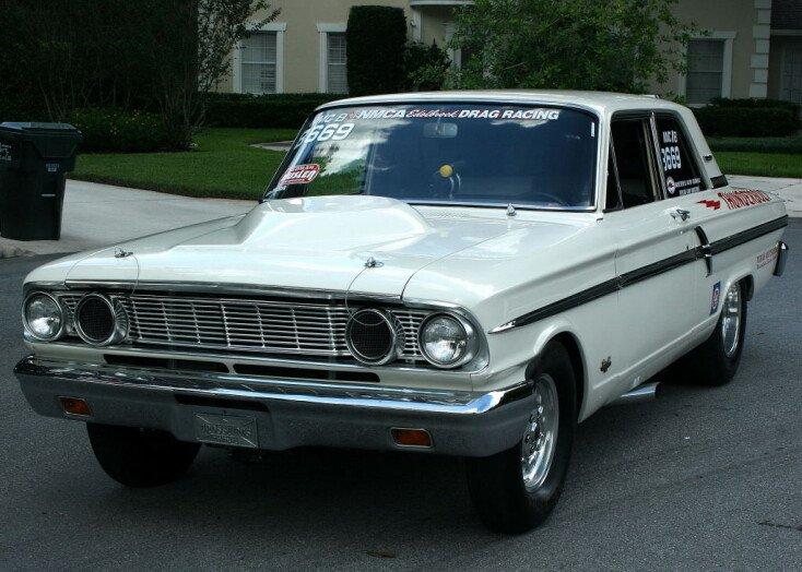 1964 Ford Fairlane For Sale Near Lakeland Florida 33801 Classics