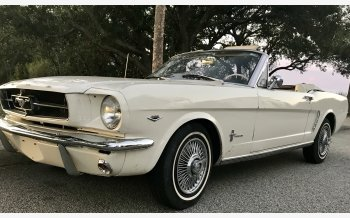 1964 Ford Mustang Convertible for sale 101063853