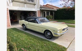 1964 Ford Mustang Convertible for sale 101111726