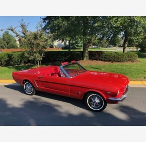 1964 Ford Mustang Convertible for sale 101125139