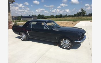 1964 Ford Mustang 50 Years Coupe for sale 101204920
