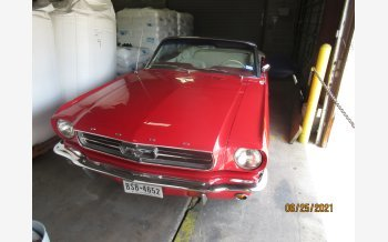 1964 Ford Mustang Convertible for sale 101539817