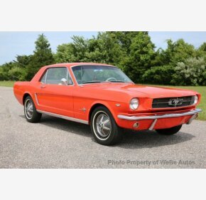 1964 Ford Mustang For 101000684