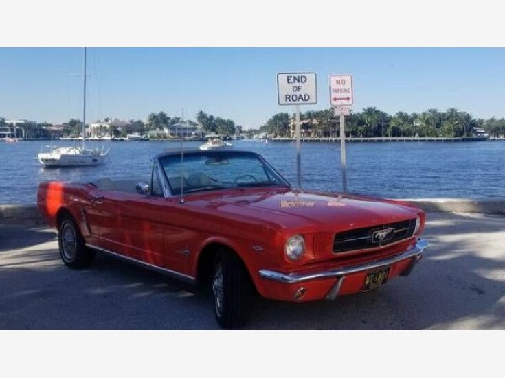 1964 Ford Mustang for sale 101335181