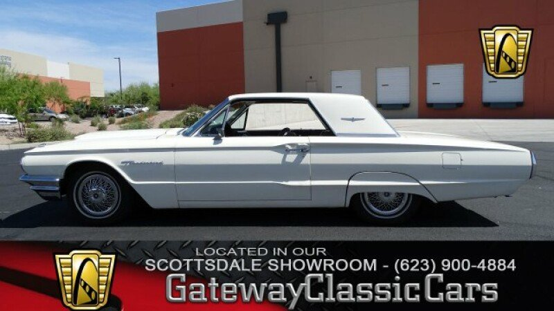 1964 Ford Thunderbird Classics For Sale Classics On Autotrader