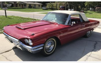 1964 Ford Thunderbird for sale 101098525