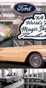 1964 Ford Thunderbird for sale 101344403