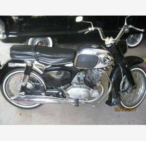 1964 Honda Benly Touring for sale 200560037
