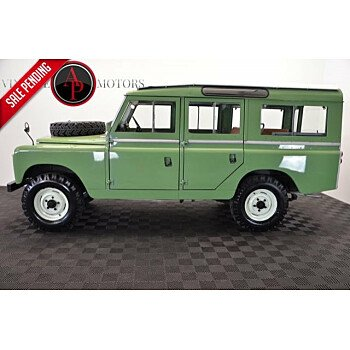 1964 Land Rover Series II for sale 101089175