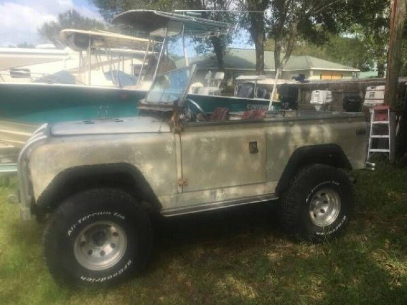 Land Rover Series Ii Classics For Sale Classics On Autotrader