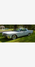 1964 Lincoln Continental for sale 101225577
