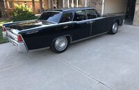 1964 Lincoln Continental Executive for sale 101227080