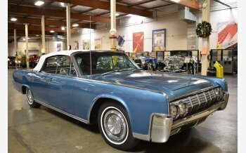1964 Lincoln Continental for sale 101255212