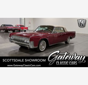 1964 Lincoln Continental for sale 101308023