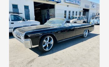 1964 Lincoln Continental for sale 101394778