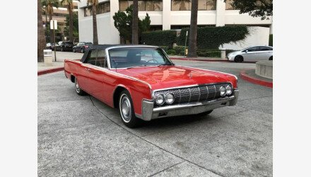 1964 Lincoln Continental for sale 101413122