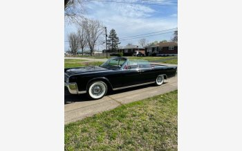 1964 Lincoln Continental Signature for sale 101564606