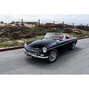 1964 MG MGB for sale 101057049