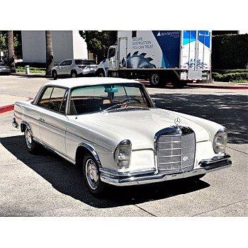1964 Mercedes-Benz 220SE for sale 101377644