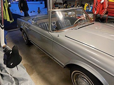 1964 Mercedes-Benz 230SL for sale 101434693