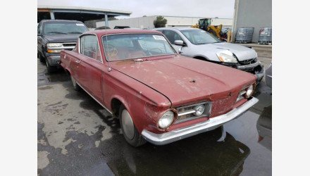1964 Plymouth Barracuda for sale 101434126