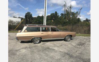1964 Pontiac Bonneville Safari Wagon for sale 101055745
