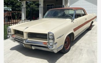 1964 Pontiac Bonneville Coupe for sale 101328942