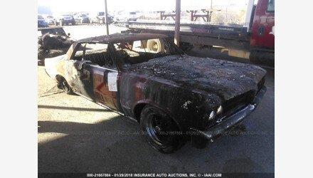 1964 Pontiac GTO for sale 101016226
