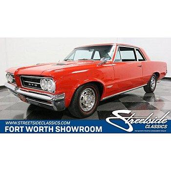 1964 Pontiac GTO for sale 101090943