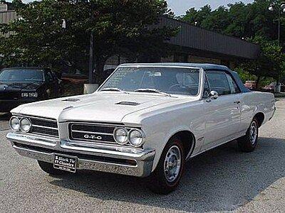 1964 Pontiac GTO for sale 101451679