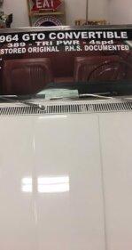1964 Pontiac GTO for sale 101458009