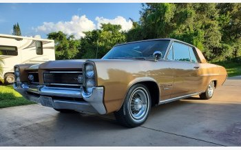 1964 Pontiac Grand Prix Coupe for sale 101232362