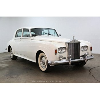 1964 Rolls-Royce Silver Cloud III for sale 101023609