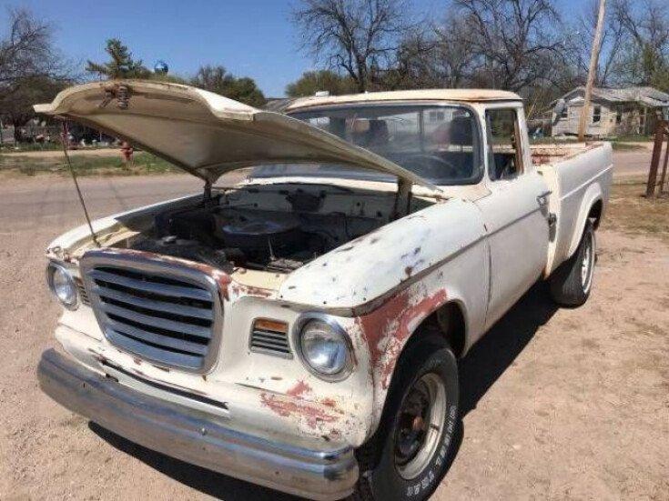 1964 Studebaker Champ for sale near Cadillac, Michigan 49601