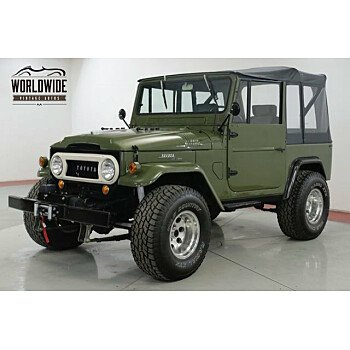 1964 Toyota Land Cruiser for sale 101155139