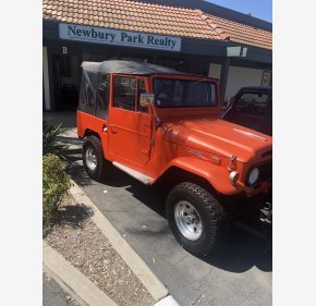 1964 Toyota Land Cruiser for sale 101214105