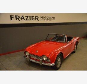 1964 Triumph TR4 for sale 101281824